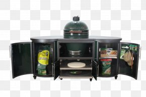 Barbecue - Barbecue Big Green Egg Kitchen Grilling Cooking PNG