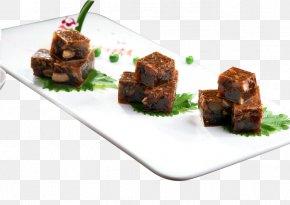 Frozen Beef - Chocolate Brownie Fudge Beef Frozen Food PNG