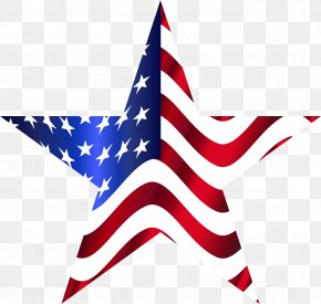 America Flag Free Download - Flag Of The United States Clip Art PNG
