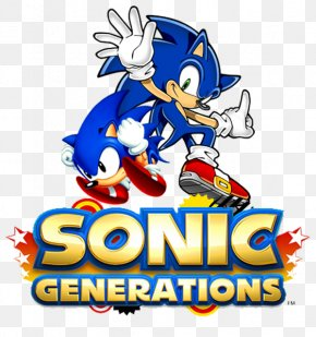 Sonic The Hedgehog - Sonic Generations Xbox 360 Sonic The Hedgehog PlayStation 3 Video Game PNG