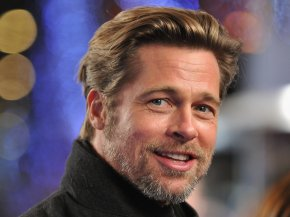 Brad Pitt - Brad Pitt Hollywood Interview With The Vampire Actor Film Producer PNG