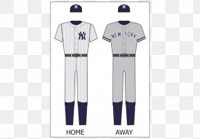 Uniform - 2013 New York Yankees Season Los Angeles Dodgers MLB Logos And Uniforms Of The New York Yankees PNG
