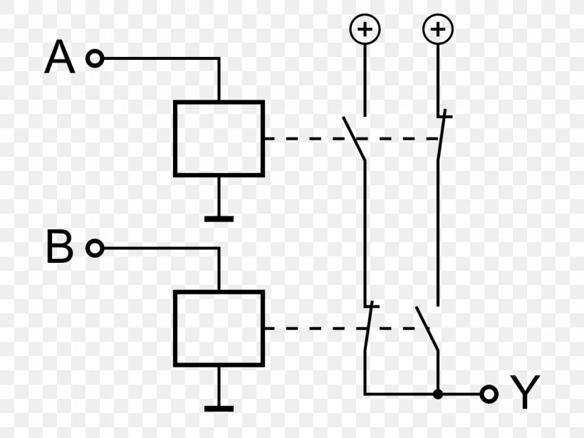 Wiring Diagram Logic Gate XOR Gate Relay, PNG, 1280x960px, Diagram, And Gate,  Area, Drawing, Electrical Wires | Relay Logic Diagram Of Xor Gate |  | FAVPNG.com