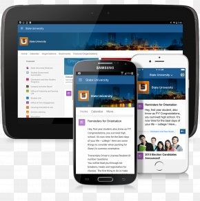 Mobile Tablet - Handheld Devices Smartphone Mobile App Development Android PNG