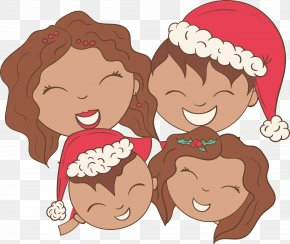 Happy Family - Family Happiness Smile Clip Art PNG