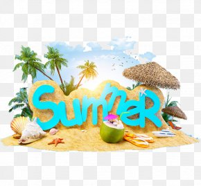 Summer Holiday - Summer Vacation Beach Holiday Summer 4 Two PNG