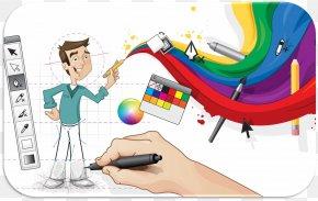 Graphic Design - Web Development Graphic Designer PNG