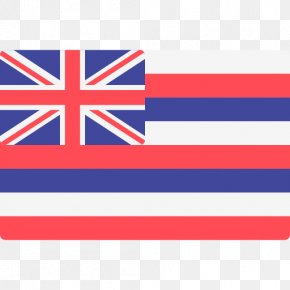 Flag - Flag Of Hawaii Flag Of The United Kingdom State Flag PNG