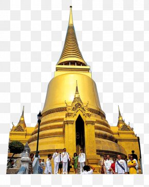 Golden Palace - Grand Palace Temple Of The Emerald Buddha Wat Download PNG