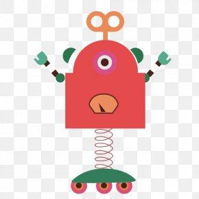 Cartoon Robots - Robotics Chatbot Technology Artificial Intelligence PNG