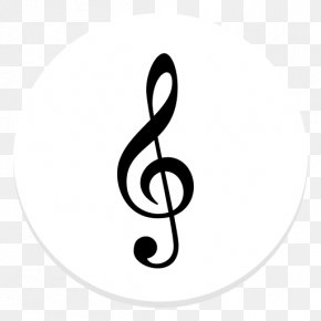 Musical Note - Clef Vector Graphics Treble Musical Note Clip Art PNG