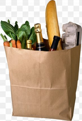 Bag - Food Bag Nutrition Health Shopping PNG