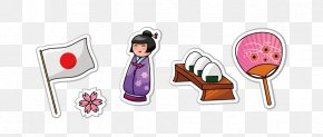 Japan-related Things - Japan Child Stock Illustration Clip Art PNG