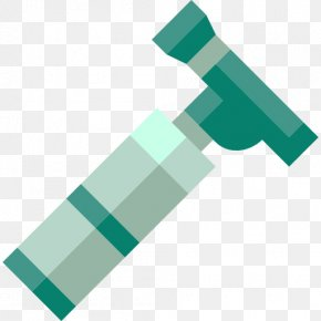 Microscope - Medicine Health Care Otoscope First Aid Kit Icon PNG