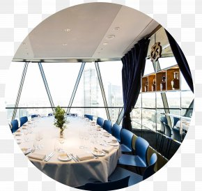 Table - 30 St Mary Axe Table Covent Garden Searcys At The Gherkin Restaurant PNG