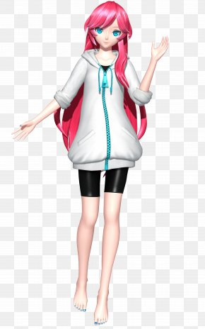 Hatsune Miku - Hatsune Miku: Project DIVA Megurine Luka MikuMikuDance Sega PNG