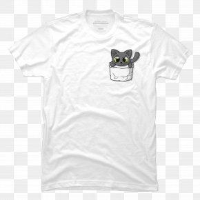 Cat Lover T Shirt - T-shirt Sleeve Animal Font PNG