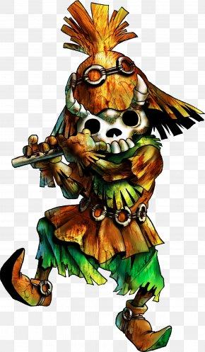 Masquerade - The Legend Of Zelda: Ocarina Of Time 3D The Legend Of Zelda: Majora's Mask Link The Legend Of Zelda: Twilight Princess HD PNG