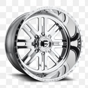 Lug Pattern - Forging Fuel Custom Wheel Metal PNG