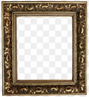 Picture Frame - Picture Frames Antique Window Painting Ornament PNG