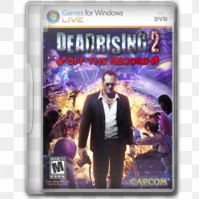 Dead Rising 2 Off The Record US - Purple Dvd Pc Game Film Video Game Software PNG