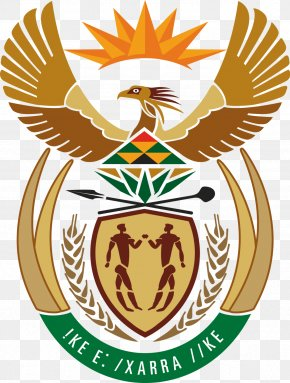 National Day Preference - Coat Of Arms Of South Africa Iziko South African Museum National Coat Of Arms National Symbol PNG