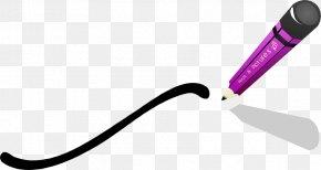 Pic Of A Pencil - Drawing Pencil Text Clip Art PNG