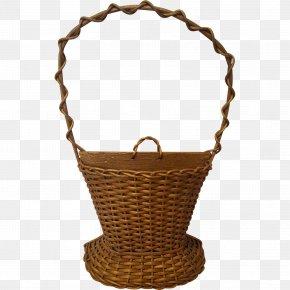 Wicker Basket - Wicker Basket Decorative Arts PNG