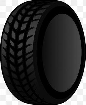 Car Wheel - Car Spare Tire Wheel Clip Art PNG