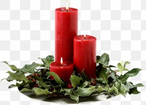 Candle - Christmas Day Candle Clip Art Christmas Decoration Christmas Lights PNG