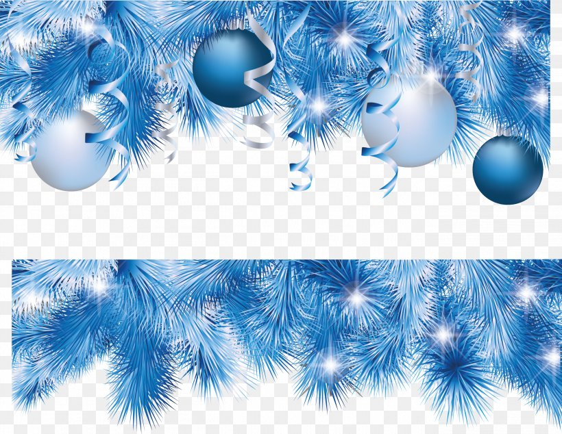 Ded Moroz New Year Gift Holiday Clip Art, PNG, 2622x2030px, Ded Moroz, Ansichtkaart, Blue, Christmas, Christmas Decoration Download Free
