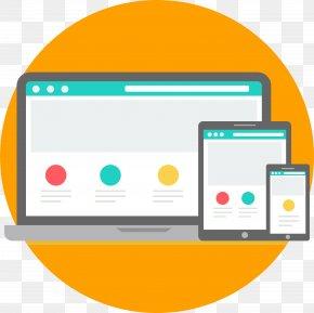Web Design - Responsive Web Design Web Development User Experience PNG