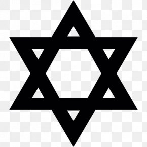 Star Of Daivid - Star Of David Jewish People New Jersey Antisemitism Funeral Home PNG