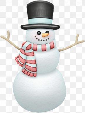 Snowman Wet Ink - Snowman PNG