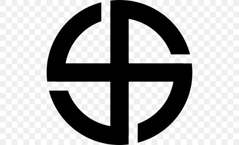 Sun Cross Swastika Symbol Odin Png 500x500px Sun Cross