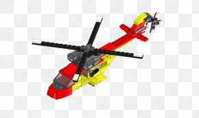 Lego Helicopter - The Lego Group Helicopter Toy Lego Creator PNG