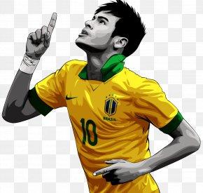 Neymar - 2014 FIFA World Cup Brazil National Football Team Paris Saint-Germain F.C. FC Barcelona PNG