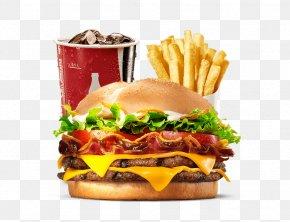 Bacon - Whopper Cheeseburger Barbecue Sauce Bacon TenderCrisp PNG