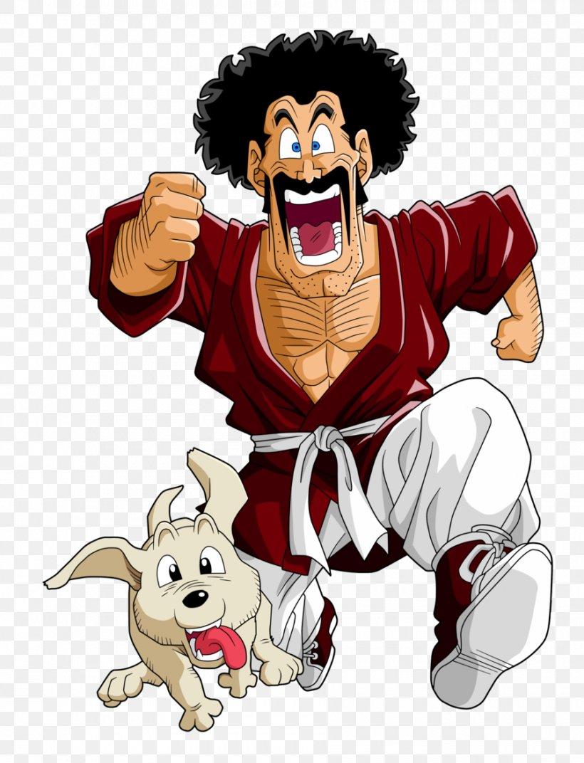 Mr. Satan Goku Majin Buu Videl Dragon Ball, PNG, 900x1177px, Mr Satan, Art, Carnivoran, Cartoon, Chris Rager Download Free