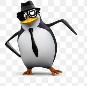 Penguin - Penguin 3D Rendering Stock Photography 3D Computer Graphics Royalty-free PNG