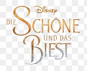 Beauty And The Beast Logo - Beauty And The Beast 0 The Walt Disney Company Logo PNG