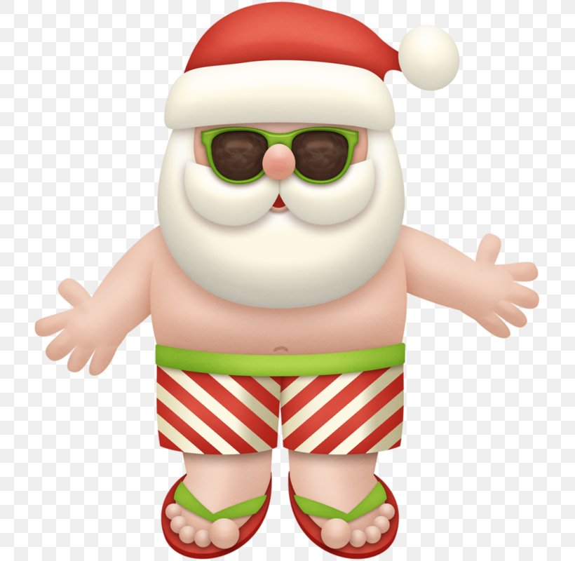 Santa Claus Clip Art Christmas Day Oogie Boogie, PNG, 725x800px, Santa Claus, Beach, Christmas, Christmas Day, Christmas Ornament Download Free