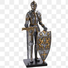 Lion Shield - Middle Ages Plate Armour Knight Components Of Medieval Armour PNG