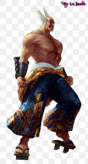 Tekken 2 - Soulcalibur II Tekken 5 Heihachi Mishima Street Fighter X Tekken PNG