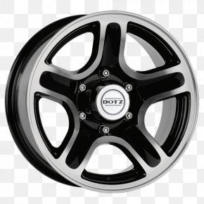 Rudder Car - Alloy Wheel Hamada Sahara PNG