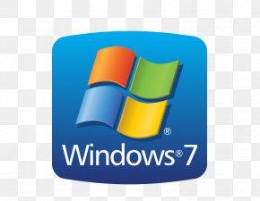 Windows 7 Logo - Computer Mouse USB Hub Microsoft Windows Microsoft Fingerprint Reader PNG