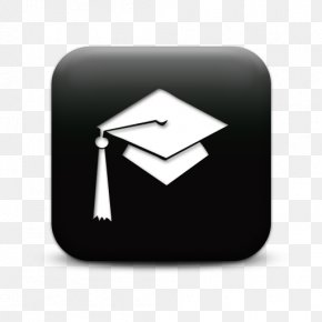 Graduation Gown - Square Academic Cap Graduation Ceremony Hat Clip Art PNG