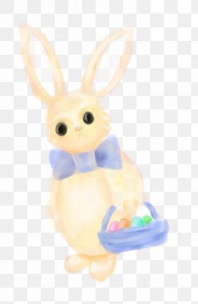 Easter Bunny - Easter Bunny Hare Rabbit Pet PNG