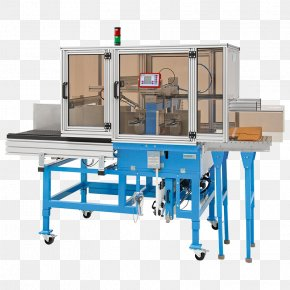 Tyer - System Banderolieren Machine Conveyor Belt .de PNG