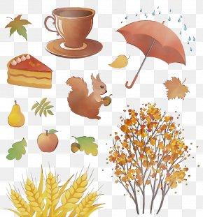 Tableware Food Group - Clip Art Leaf Tree Plant Vegetarian Food PNG